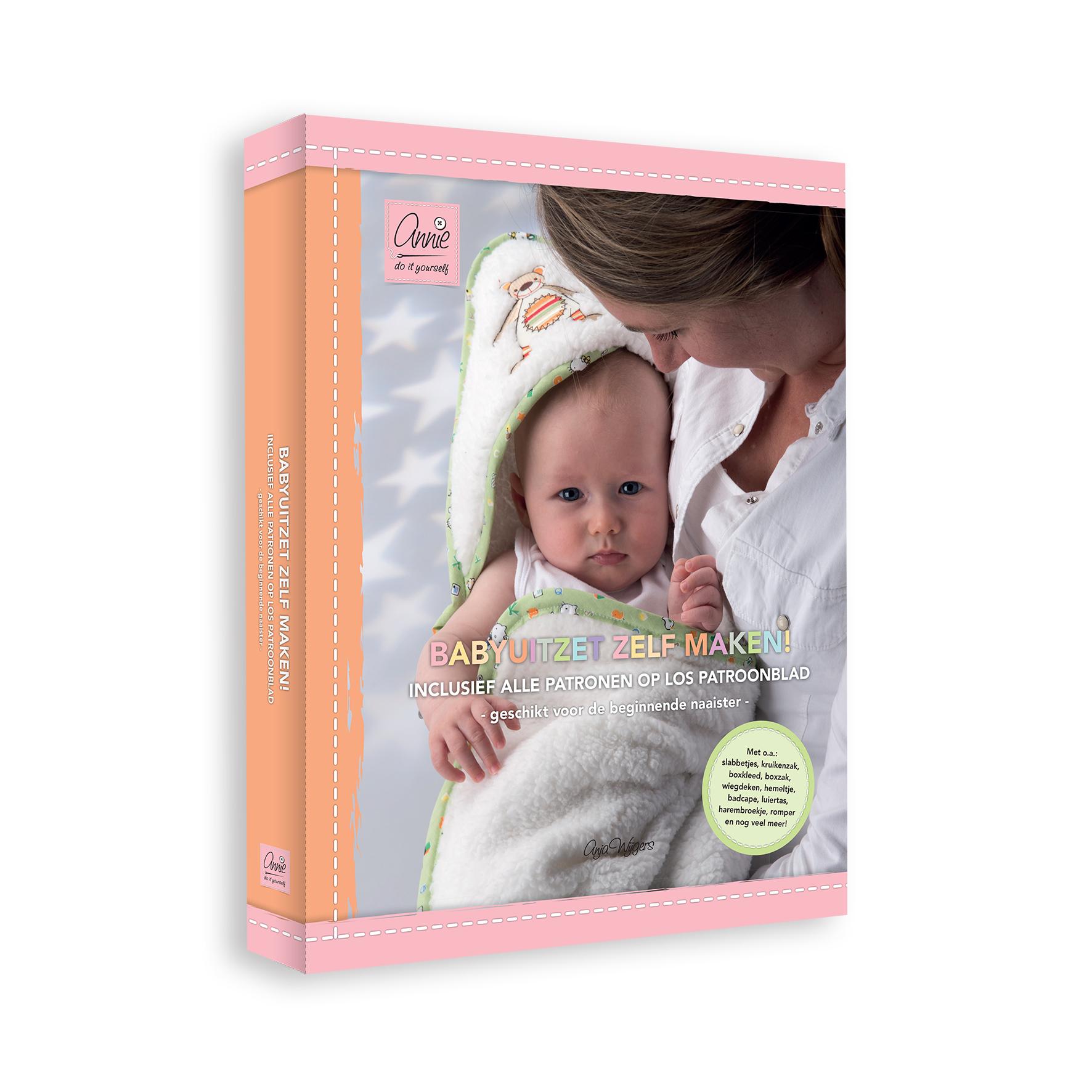 Babyuitzet Zelf Maken Met Annies Boeken Maak Je Complete Uitzet
