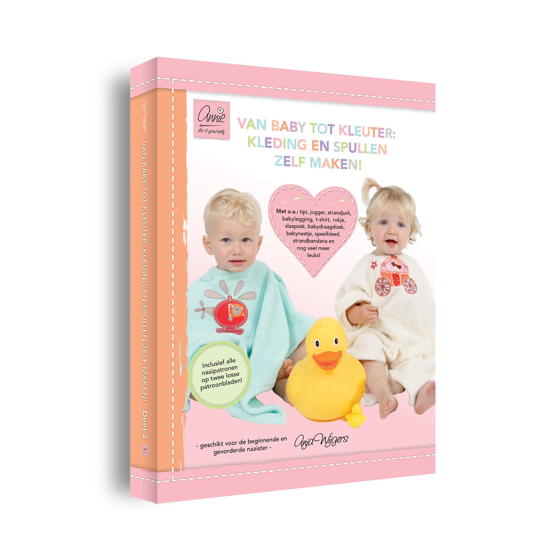 Spullen Voor Baby.Doe Het Zelf Van Baby Tot Kleuter Kleding En Spullen Zelf Maken